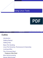 1 Using Linux Tools (1)