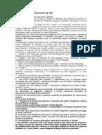 Portaria 26 - Disciplina Procedimento - Prt_mre_1990_26
