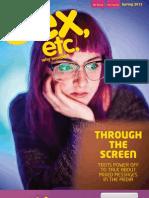 Sex, Etc. Magazine - Spring 2012