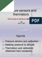 Lecture PressureSensorThermistors 01
