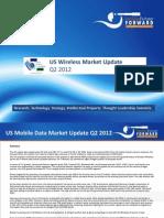 US Wireless Market Q2 2012 Update Aug 2012 Chetan Sharma Consulting