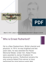 Rutherford Theory