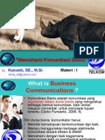 Kumpulan Materi Komunikasi Bisnis_by Kanaidi, Se., M
