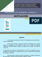 DIAPOSITIVA DESTILACION 2011