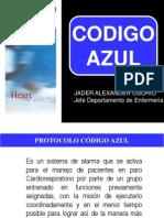 Código Azul - Clínica Somer.