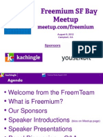 08.09.12 Cynthia Typaldos Introduces Freemium Meetup