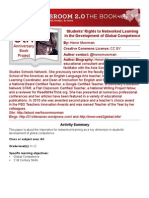 Honor Moorman - Students' Rights to Networked Learning