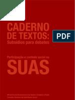 18- Caderno de Textos Subsidios Para o Debate