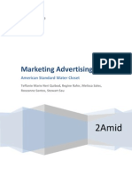 Marketing Advertising Plan