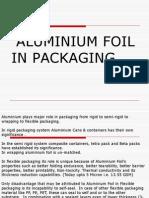 10 Aluminium Foil in Packaging - Sb
