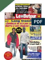 LE BUTEUR PDF du 14/01/2009