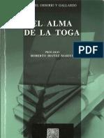 Angel Ossorio - El Alma de La Toga