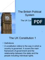 The UK Constitution