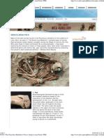 NOVA _ the Great Inca Rebellion _ Grave Analysis (Non-Flash) _ PBS