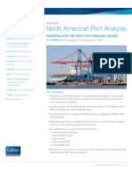 Colliers North American Port Analysis