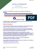 Diagnóstico das Pulpopatias