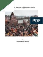Gotas de Amrita en el Kumbha Mela (Spanish)