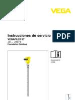 Instrucciones de Servicio Vegaflex 67 (1)