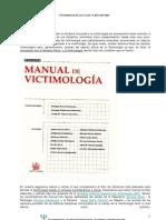 Manual de Victimologia