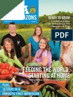 FFA New Horizons - Fall 2012
