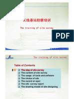 Site Survey Guide