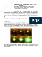A Multi-purpose Microfluidic Pipette for Single-cell Analysis