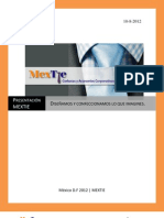 Corbatas y Accesorios Corporativos MEXTIE Con Clientes Referencia.