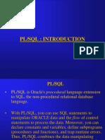 1 Pls Ql Introduction