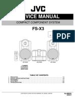 JVCCA-FS-X3#SML1