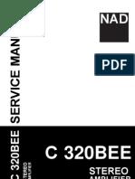 Nad c320bee