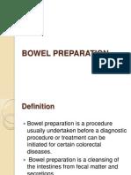 Bowel Preparation