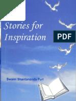 Stories for Inspiration - Swami Shantananda Puri