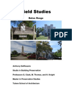 Field Studies 07 - Baton Rouge