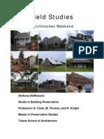 Field Studies 08 - Natchitoches