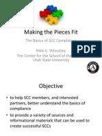 SCC Compliance