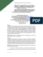 SABERES E FAZERES DO EDUCADOR QUÍMICO, SUAS MÚLTIPLAS