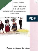 Estudios Sobre La Novela Mestiza en Los Andesgarciapabon-De Incas