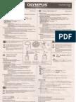 Olympus Telephone Pickup (TP-7) Instructions
