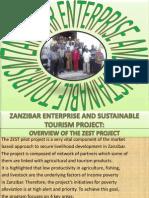 Zest Project Stakeholders Workshop PPT Presentation
