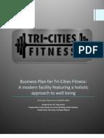TriCities Fitness Business Plan FINAL