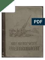Cigaretten-Bilderdienst - Die Deutsche Wehrmacht (1936, 67 S., Scan, Fraktur)