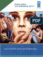 Juventudes e Inclusión Social en Nicaragua, por el PNUD