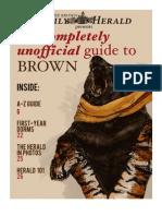 Freshmen Guide 2012