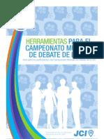 Kit de Herramientas de Debate de la JCI
