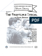 2. Short Story - The Fruitcake Special