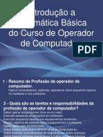Curso básico de informática Marcello