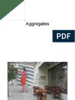 Aggregates 2004-5