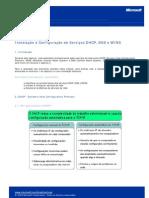 TechNet Brasil - Capítulo 3 - Instalação e Configuração de Serviços DHCP, DNS e WINS