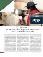 Perú en 2021