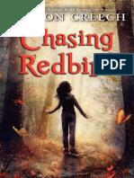 Chasing Redbird by Sharon Creech